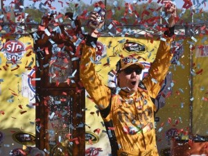 Kyle Busch (Michael Thomas Shroyer/USA TODAY Sports)